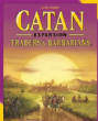 Catan : Traders and Barbarians - 5 and 6 players expansion